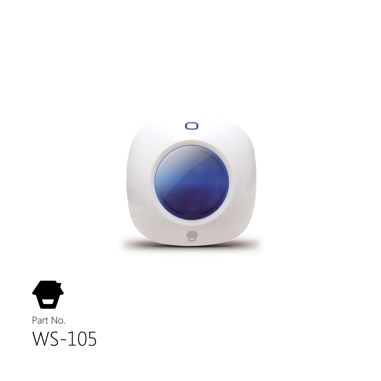 Drahtlose Innensirene Chuango WS-105