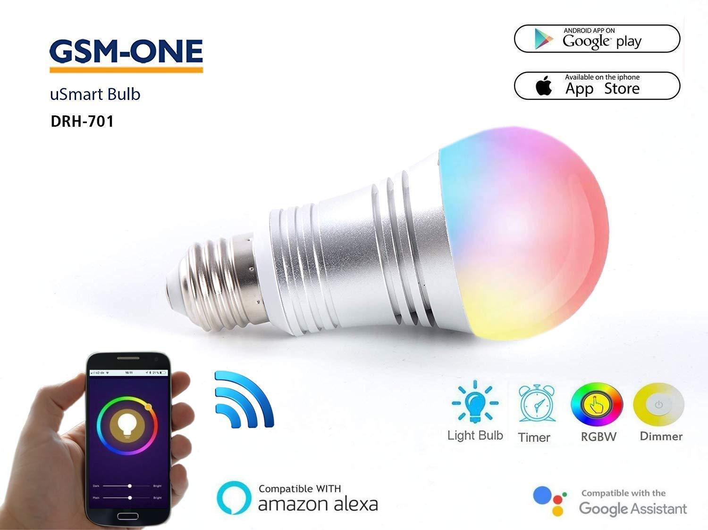 Smart WI-FI Bulb DRH-701