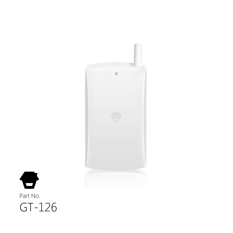 Geräusch/Glasbruchsensor CHUANGO GT-126