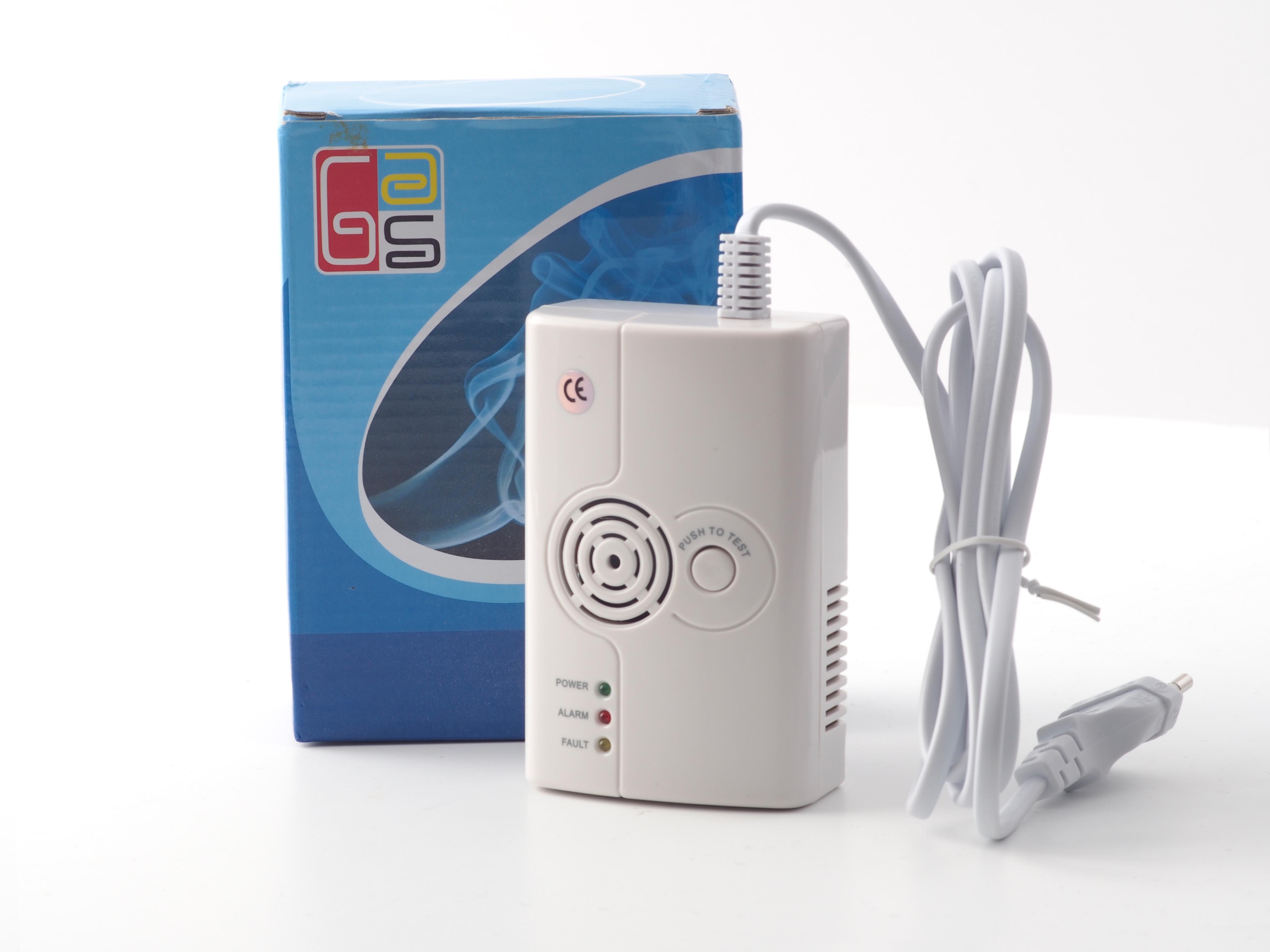 Gasmelder zum T1 Alarmsystem
