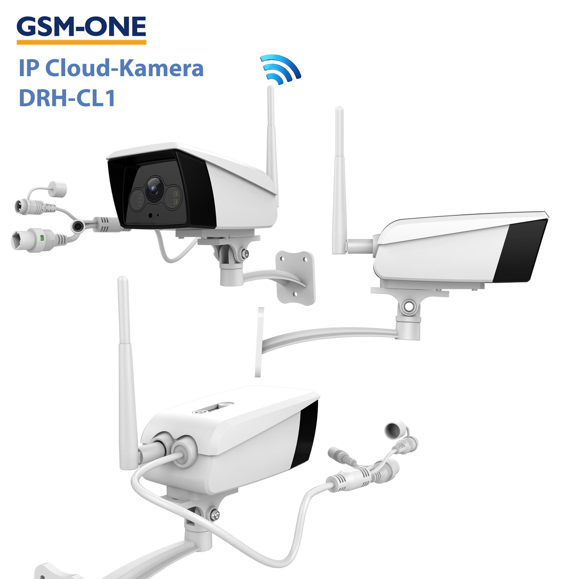 IP CLOUD Kamera DRH-CL1