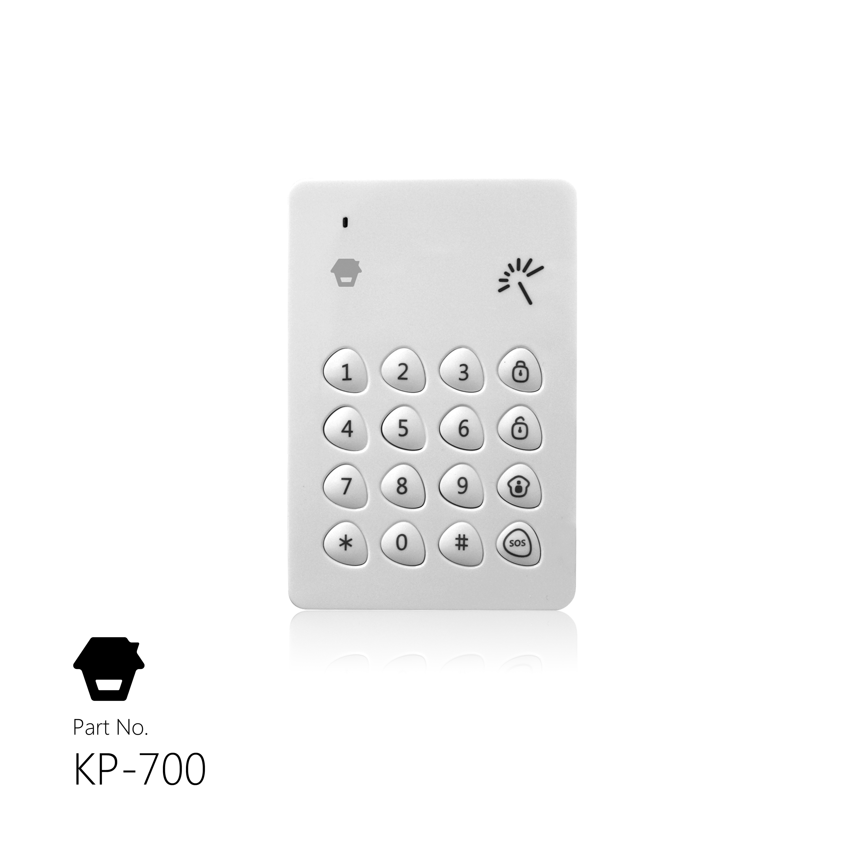Keypad für Alarmanlage CHUANGO KP-700